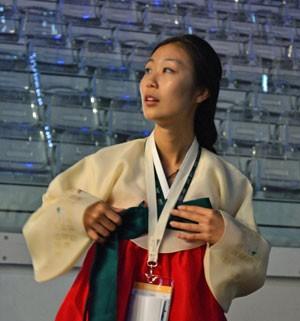 Korean Delegate Slow Food Terra Madre