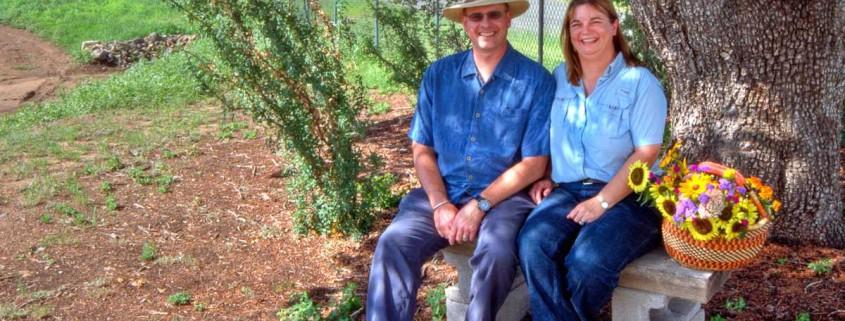 Stephen & Cindy of Terroir Seeds