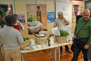Genovese Pesto Demonstration