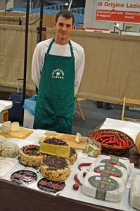 Lazio Region Cheesemaker