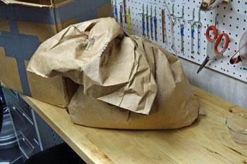 Bag of Heirloom Corn