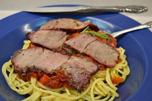 Argentine Beef Roast