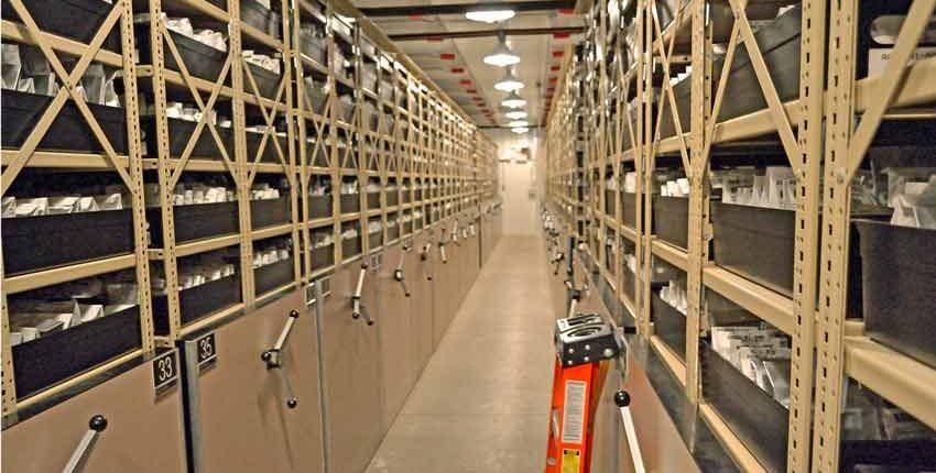 USDA Cold Vault
