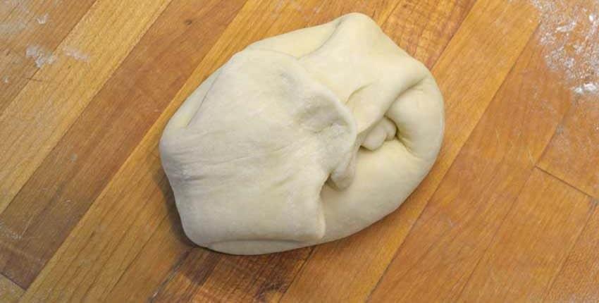 Folded Bierock